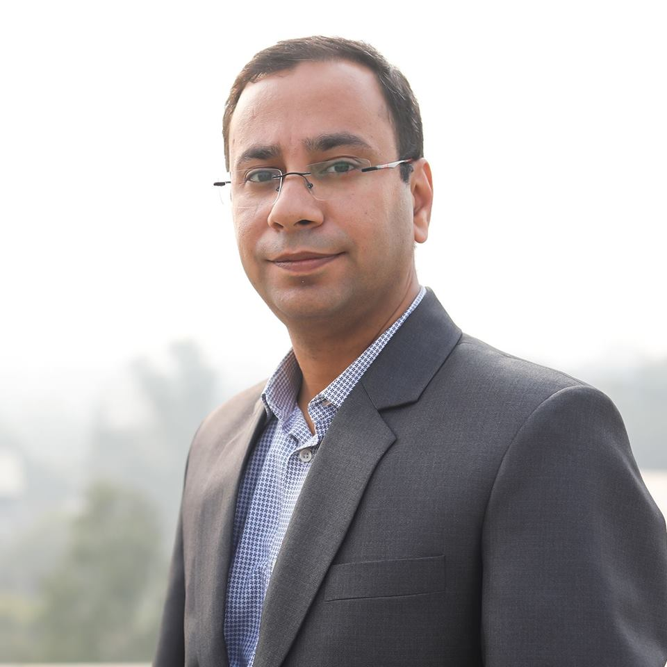profile of Dr Niren Rao
