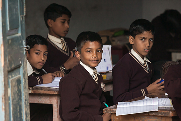 Aadhaar can be a boon for Indias education system