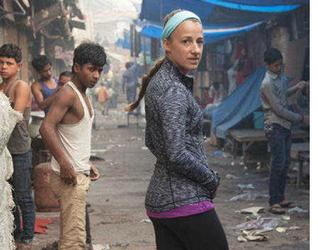 Aussie marathoner to run for education in India