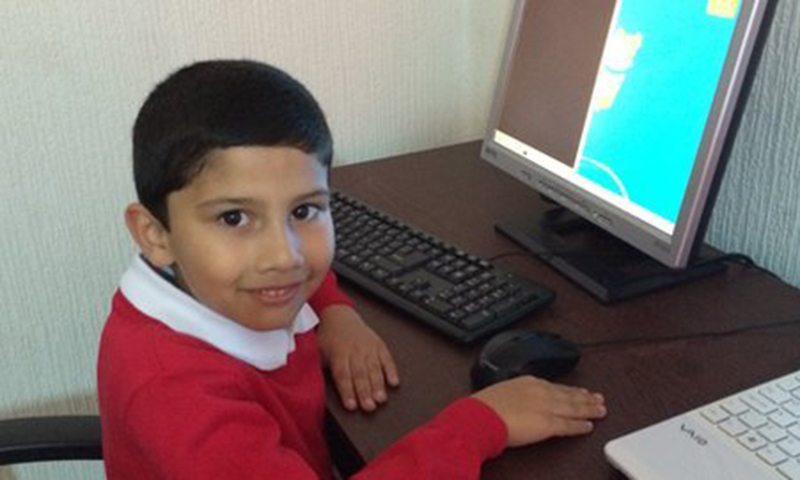 Ayan Six-year-old boy becomes youngest Microsoft Certified Profession