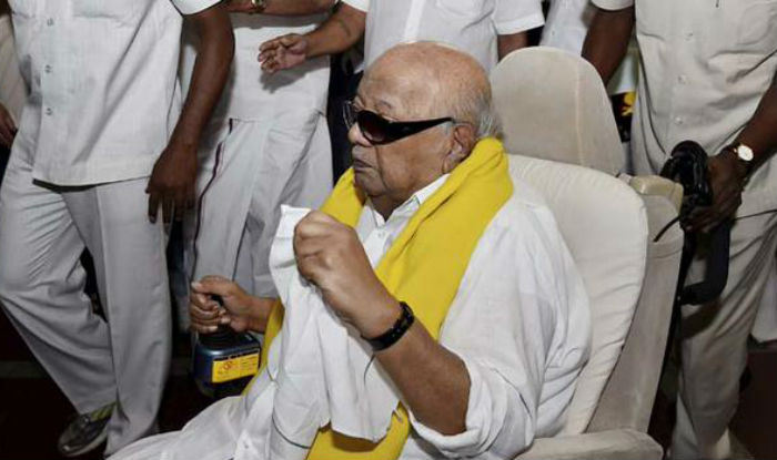 Dont sign WTO pact on education M Karunanidhi to Centre