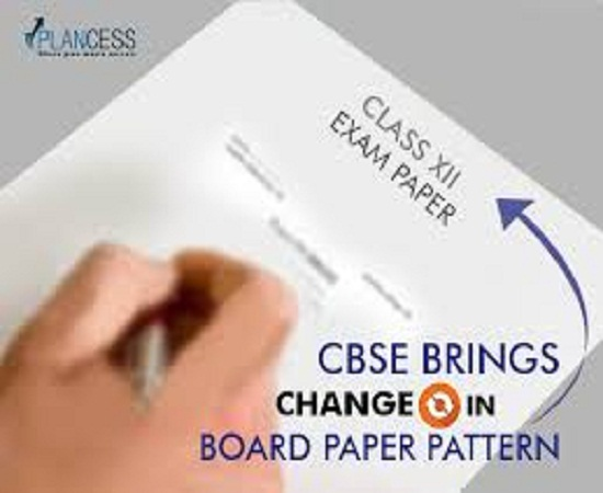 Get New Pattern for CBSE Board Class 12