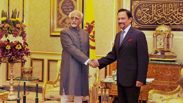 India Brunei sign 3 agreements to boost defence ties