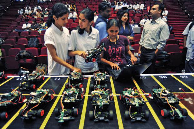 Indias Institutes of Technology a global success