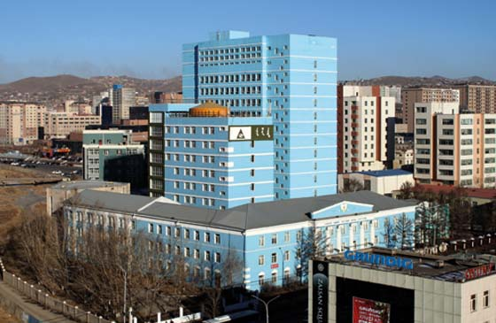 Institute of Finance and Economics of Mongolia