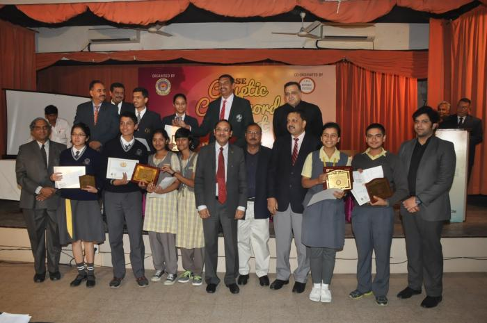 Jamshedpur School wins CBSE Cryptic Crossword Competition