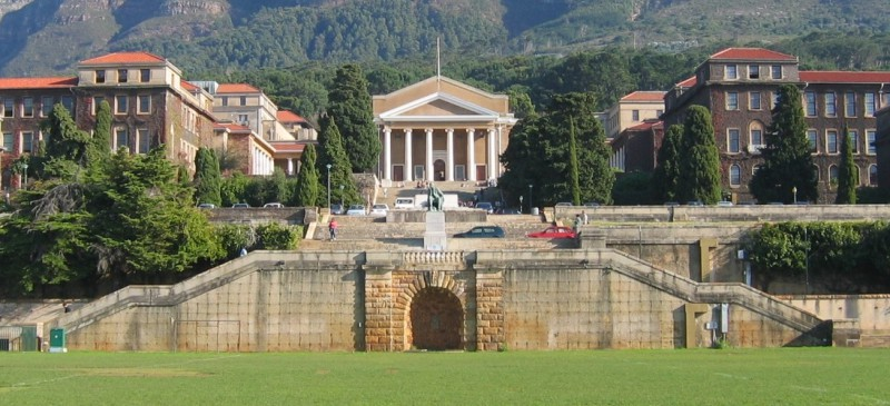 University attendance low among black S Africans