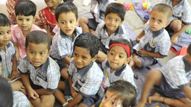 Where did 1.55 lakh Maharsahtra school kids disappear