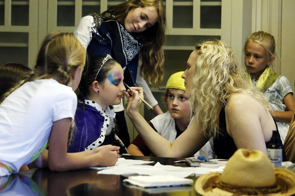 Summer program gives students chance to write, perform an opera school
