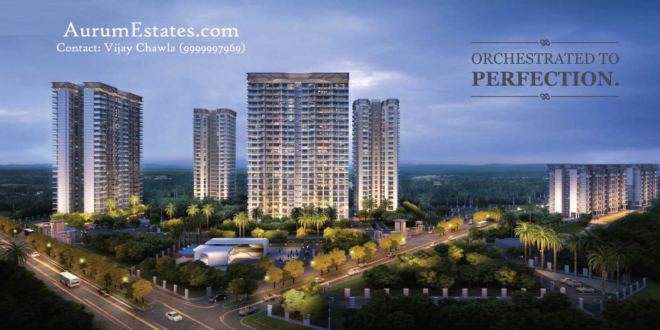 Property in Emaar MGF Palm Hills Sector 77 Gurgaon by Aurumestates.com - Price: 73,95,000