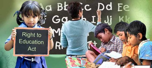 Special Report of  Compulsory Education Law in India