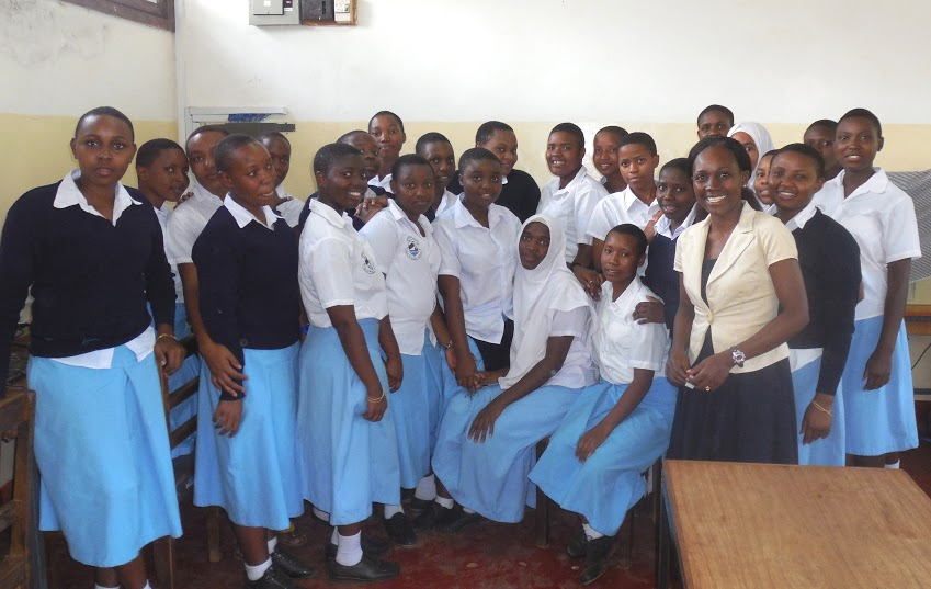 Building Resilience in Tanzanian Secondary School Girls