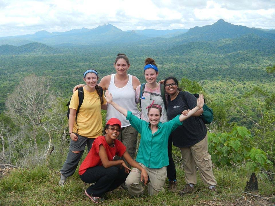 Local students learn global lessons in trip to Guatemala and Belize