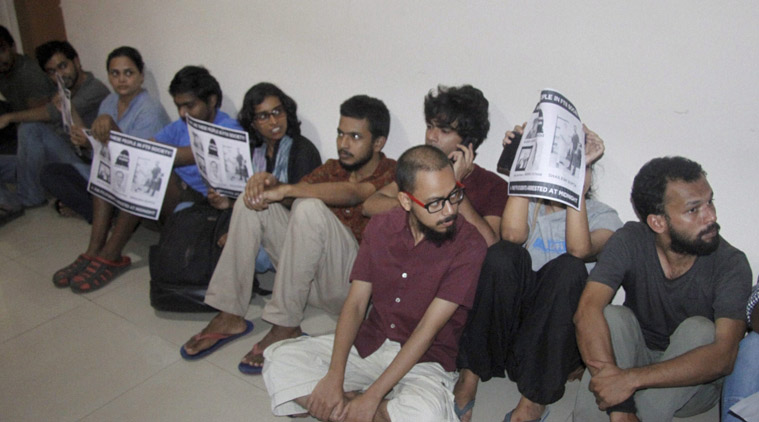 Parents Of FTII students write to PM Narendra Modi