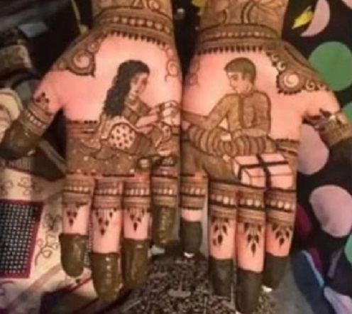 St Marys Convent School Girls Punished for Wearing Rakhi Mehndi After