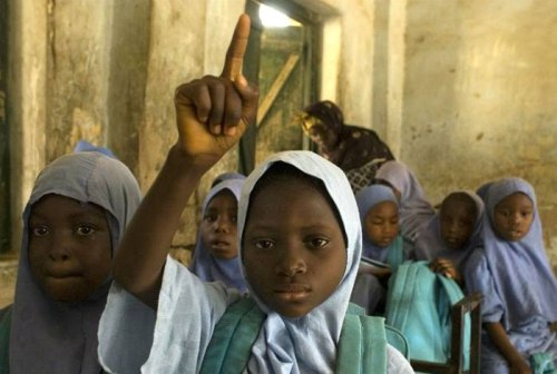 Female Students have been abducted  in the state of Borno in northeast