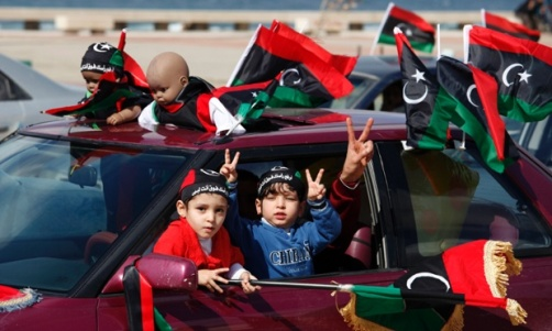 Violence in The Libyan City of Benghazi