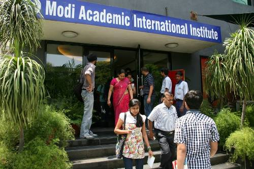 ABOUT Modi Academic Inter
