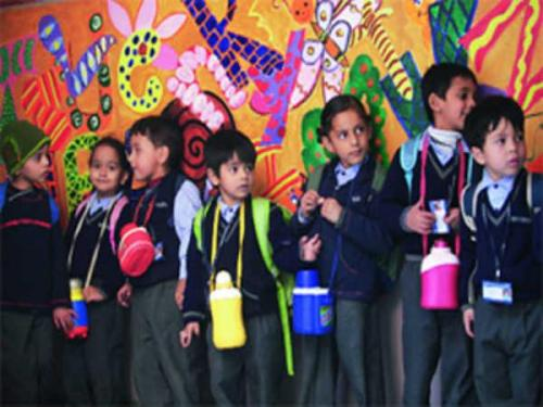 2014 Delhi Nursery Admissions has suspended by High Court