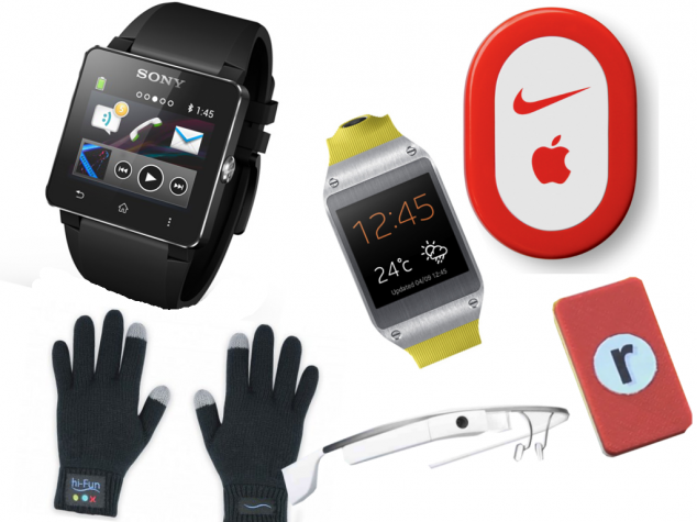 Advertisers start to take advantage of wearable technology